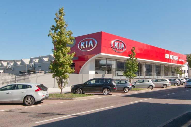 Kia - Beltrami costruzioni